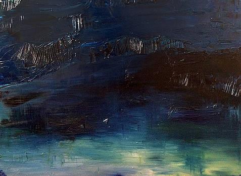 Blue Rhythm by Paulina Lwowska