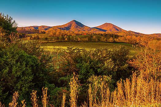 Blue Ridge Fall by Steven Ainsworth