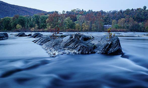 Blue River by Dan Girard