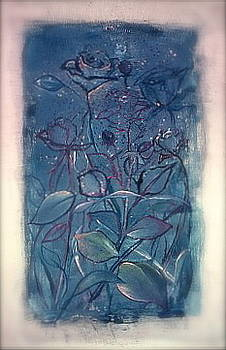 Blue Rose by Michael Ryan