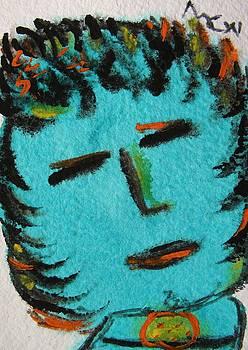 Blue Shy by Mary Carol Williams
