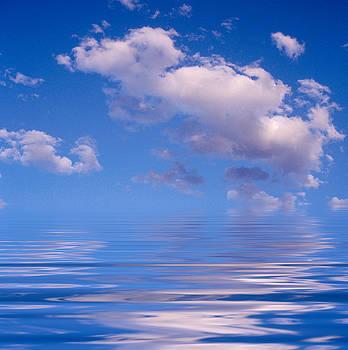 Jerry McElroy - Blue Sky Reflections