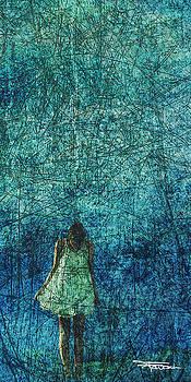 Blue Storm by Zan Barrage