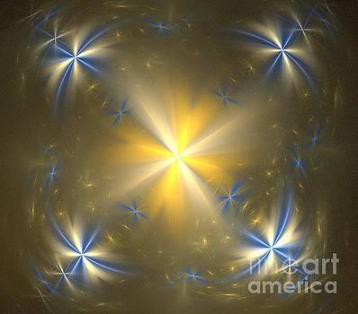 Blue Sun Wishes by Kim Sy Ok