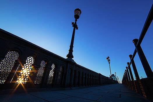 Blue sunrise  by Mariusz Czajkowski
