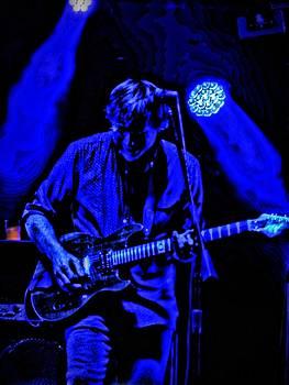 Blue Trey by David Powell