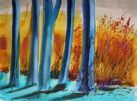 Blue Twilight by John Williams