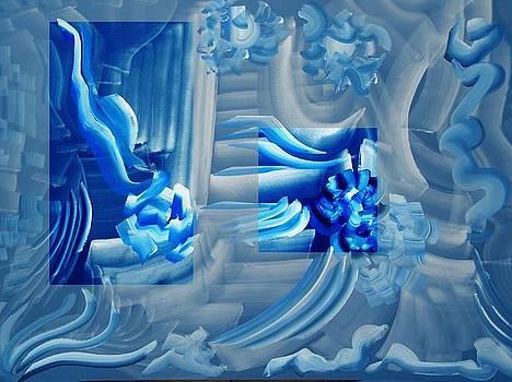 Blue Vision by Vlado  Katkic