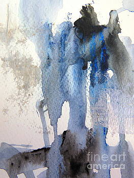 Blue wave by France Laliberte