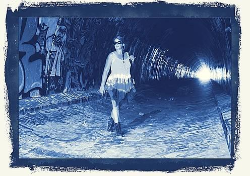 Cindy Nunn - Blue World Underground