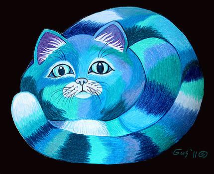 Nick Gustafson - Blues Cat