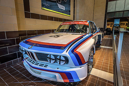 Bmw 3.5 Cls by Paul Barkevich