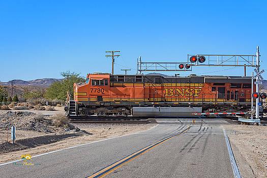 Bnsf7730 by Jim Thompson