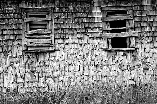 Boarded Up by Bill Morgenstern