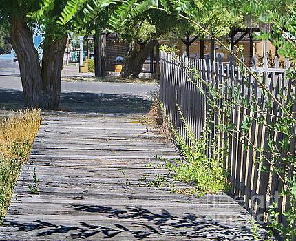 Boardwalk 2 by Ansel Price
