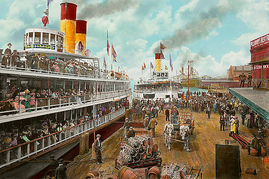 Mike Savad - Boat - A vacation to remember - 1901