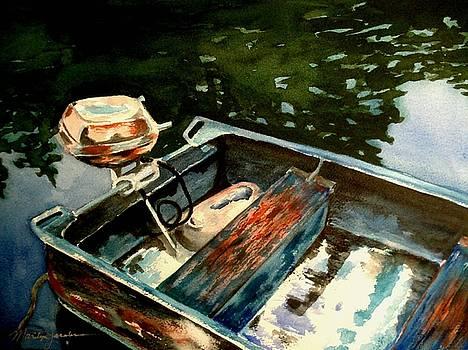 Marilyn Jacobson - Boat in fog 2