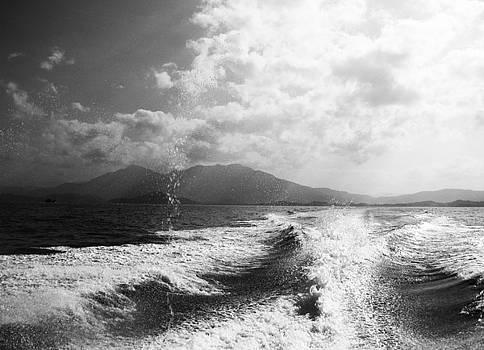 Boatride from Kuraburi by Kati Stutsman