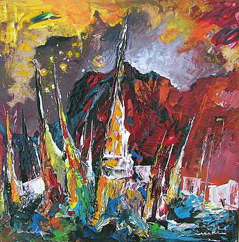 Miki De Goodaboom - Boats in Calpe 01 Spain