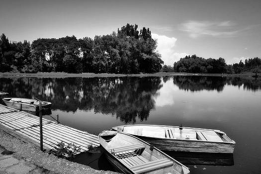 Boats by Peter Fodor