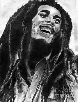 Bob Marley 2 by Scott Parker