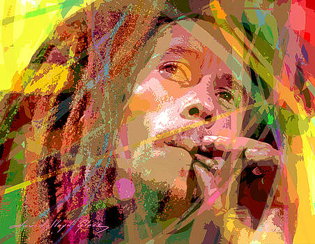 David Lloyd Glover - Bob Marley