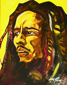 BoB Marley by Joseph Palotas