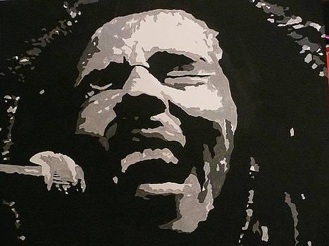 Bob Marley by Mandy Beatson