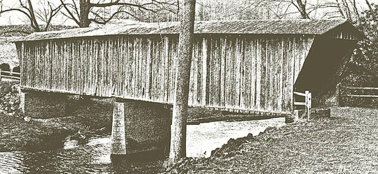 Bob White Covered Bridge by Eric Liller