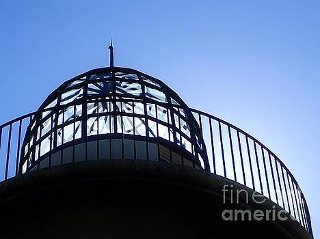 Boca Chita Lighthouse Dome by Carol McGunagle