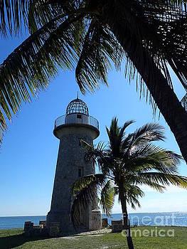 Boca Chita Lighthouse Island by Carol McGunagle