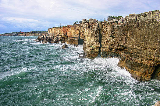 Boca do Inferno by English Landscapes