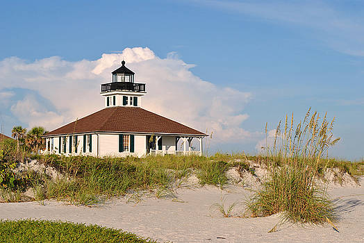 Boca Grande Lighthouse by Steven Scott