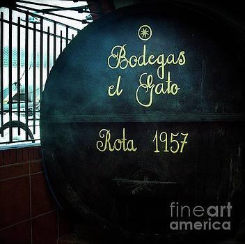 Bodegas el Gato de Rota by Lilliana Mendez