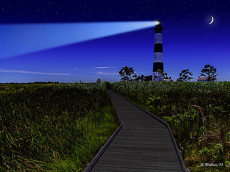 Bodie Island Lighthouse - Color by Brian Wallace