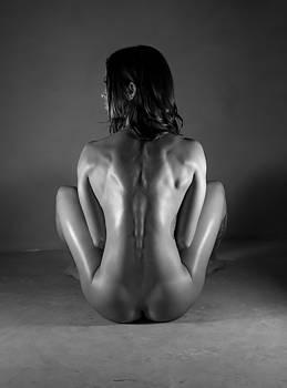 Body Of Art 20 by Blue Muse Fine Art