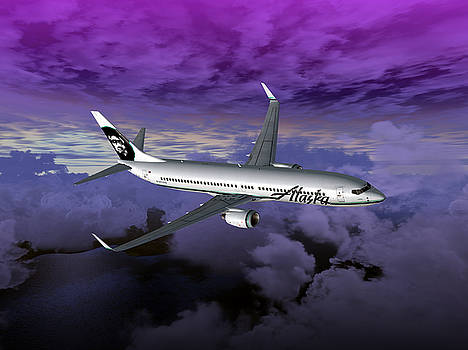 Boeing 737 NG 001 by Mike Ray