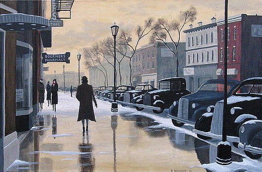 Boerner's Pharmacy by Dave Rheaume