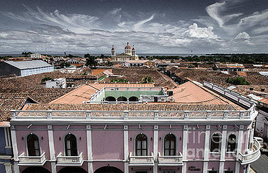 Granada Skies by David Rucker