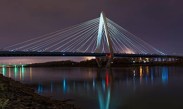 Bond Bridge Kansas City by Mark McDaniel