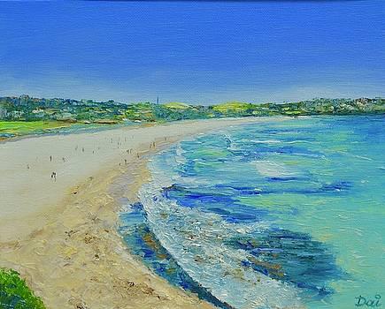 Bondi Beach on Monday by Dai Wynn