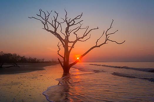 Boneyard Sunrise by Riddhish Chakraborty