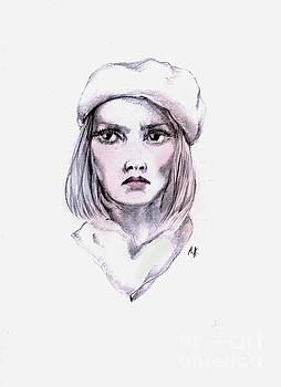 Bonnie P. by Maria Hakobyan
