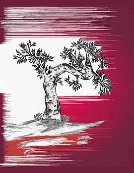 Bonsai by John Krakora