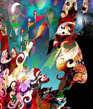 Boo by Johny Deluna