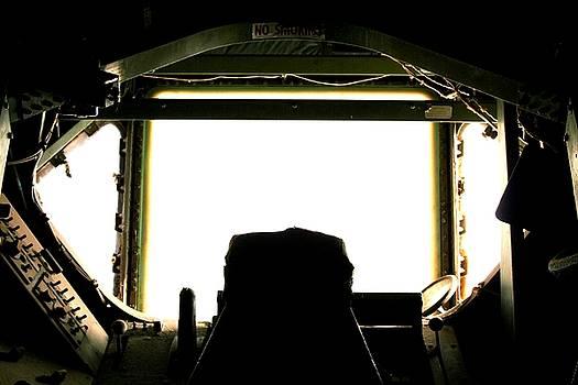 Boom seat by David S Reynolds