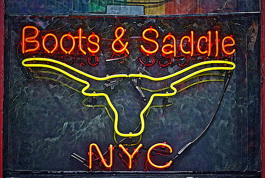 Gwyn Newcombe - Boots and Saddle NYC