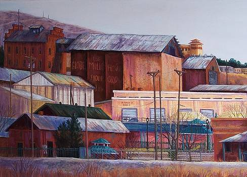 Borderland Mills by Candy Mayer