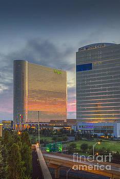 David Zanzinger - Borgata Hotel Casino Atlantic City