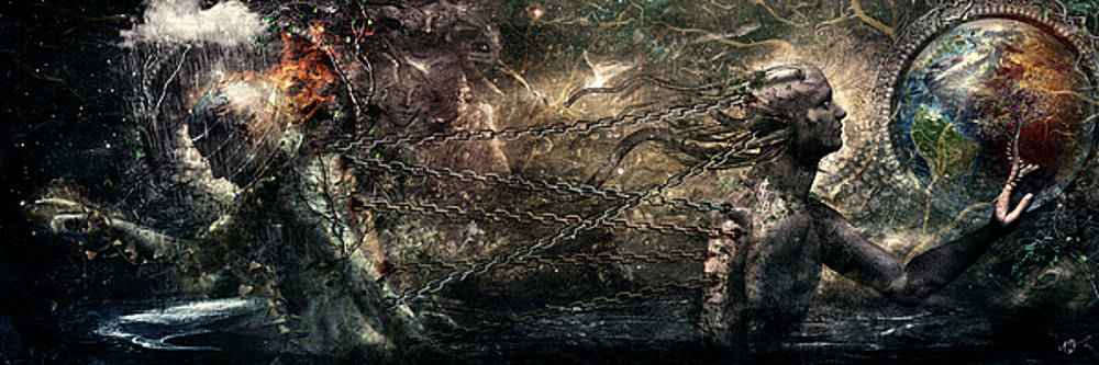 Born of Osiris Soul Sphere by Cameron Gray